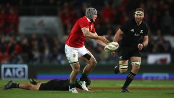 Jonathan Davies is ready for the next clash with the All Blacks