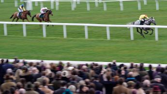 Aux Ptits Soins streaks clear at Cheltenham