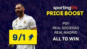 Sporting Life Price Boost for April 25, 2019