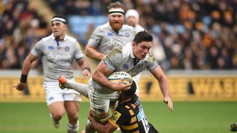 Francois Louw has been suspended for three weeks