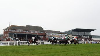 The view at Exeter racecourse