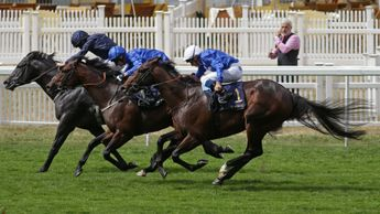 Harry Angel (centre) can get his revenge on Caravaggio