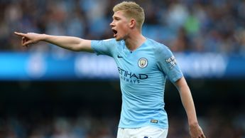 Kevin De Bruyne: A welcome return for Manchester City
