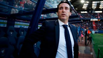 Unai Emery: The Spaniard has replaced Arsene Wenger at Arsenal