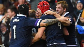 Celebrations for Scotland