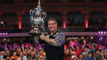Gary Anderson: The defending World Matchplay champion