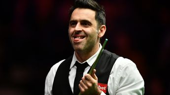 Ronnie O'Sullivan is currently the man in form