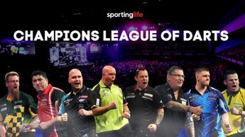 Gary Anderson was crowned champion in Brighton