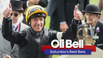Oli Bell's Champions Day selections