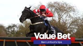 Don't miss Ben Linfoot's Value Bet preview