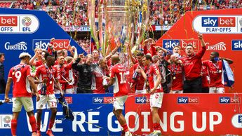 Charlton will return to the Sky Bet Championship after a four year absence