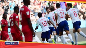 England progressed to the round of 16 after hammering Panama