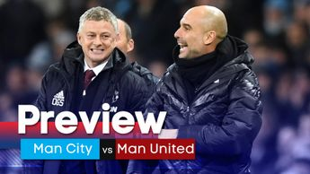 We look ahead to the Carabao Cup semi-final second leg between Manchester City and Manchester United