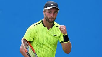 Liam Broady - first Tour win