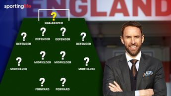Gareth Southgate has a tough selection to make for England at the World Cup