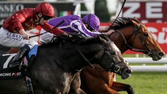 Saxon Warrior: Heads straight to the 2000 Guineas