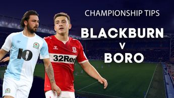 Our best bets for Blackburn v Middlesbrough