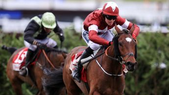 Tiger Roll powers to a third Cheltenham Festival success