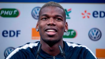 Paul Pogba: The France midfielder has enjoyed life under Ole Gunnar Solskjaer at Old Trafford