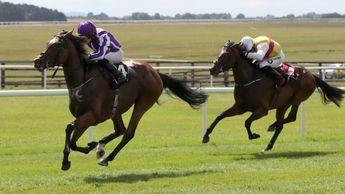 Magical and Ryan Moore strike at the Curragh