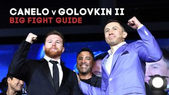 Canelo Alvarez and Gennady Golovkin meet in a rematch on Saturday