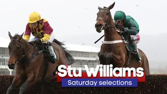 Stu Williams preview the weekend action