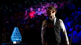 Judd Trump has the Masters trophy in his sights