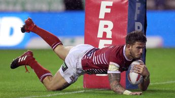 Oliver Gildart has pulled out of the world cup