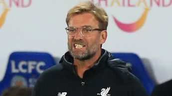 Jurgen Klopp was left feeling frustrated once again