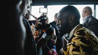 Deontay Wilder (photo by Amanda Westcott/SHOWTIME)