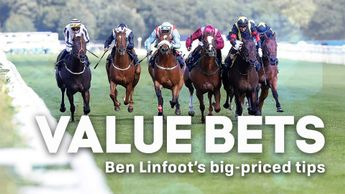 Check out Ben Linfoot's latest Value Bet selections