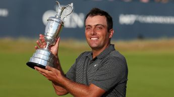 Francesco Molinari is the Open champion