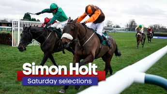 Simon Holt picks out his weekend fancies