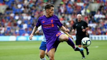 Liverpool youngster Harry Wilson joins Derby on loan