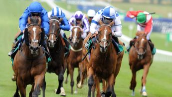 Parfait leads Makzeem at Newmarket