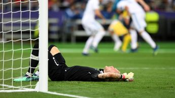 Loris Karius endured a nightmare Champions League final