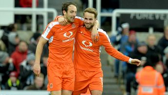 Luton are part of Saturday's Sporting Life Accumulator