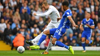 Pierre-Michel Lasogga scores for Leeds