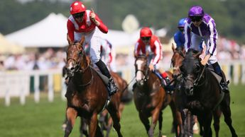 Le Brivido wins the Jersey Stakes at Royal Ascot