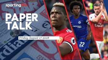Paper Talk for Friday include Pogba, Ramsey and Willian