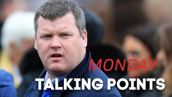 Gordon Elliott is 6-6 at Sedgefield so far this season