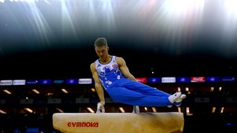 Max Whitlock made history in Montreal