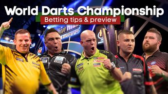 Who are you backing to win the World Darts Championship?