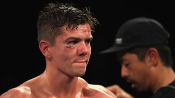 Luke Campbell was beaten in California