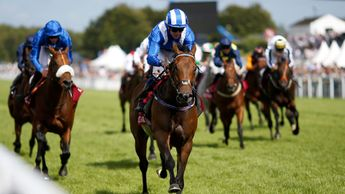 Battaash pulls clear of his King George rivals