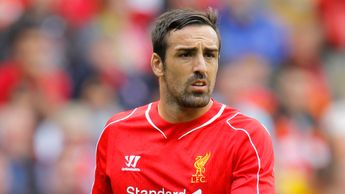 Jose Enrique: Former Liverpool and Newcastle is now recovering