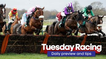 Check out Tuesday's racing preview