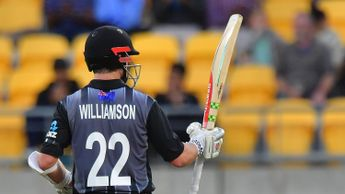 Kane Williamson starred for New Zealand