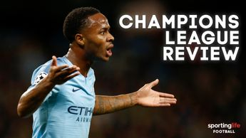 Champions League review: A night to forget for Manchester City
