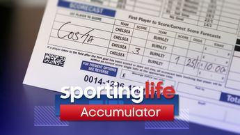 The latest Sporting Life Accumulator
